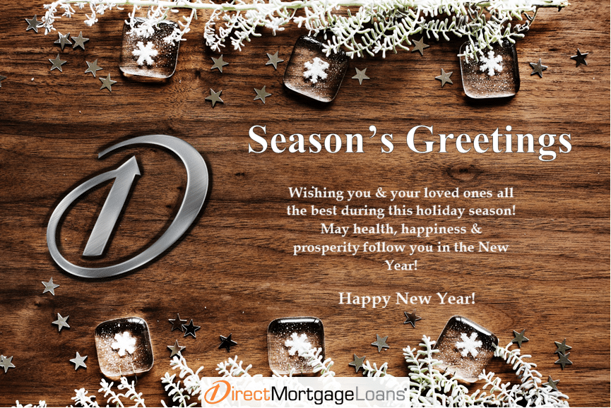 DML Holiday Greeting