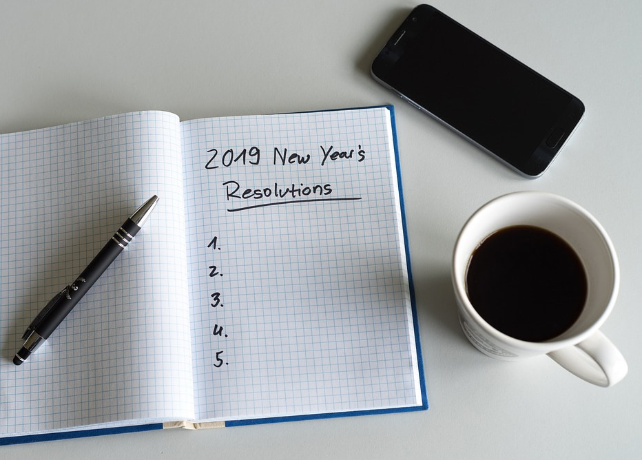 Resolutions 2019
