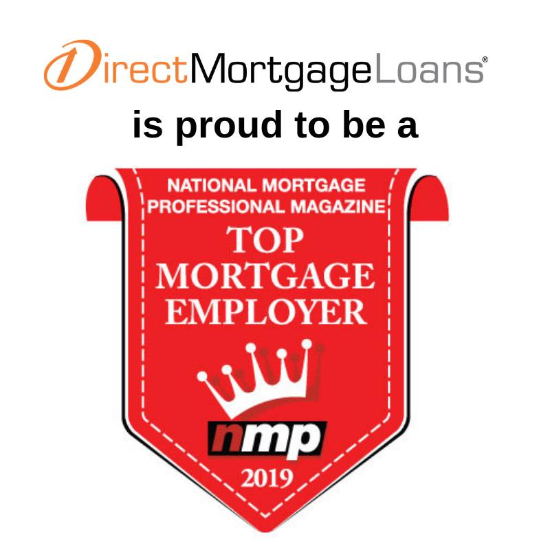 National Mortgae Professional Award