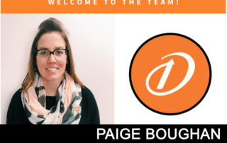 Welcome Paige
