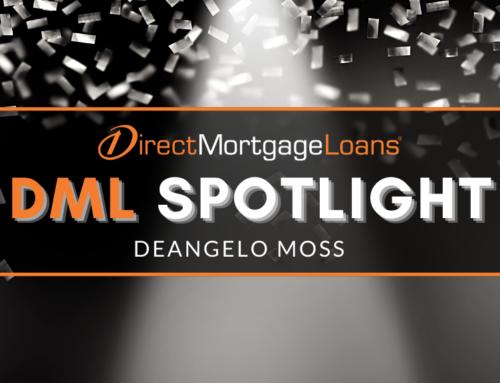 DML Spotlights DeAngelo Moss