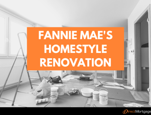 HomeStyle Renovation Mortgage Opportunity