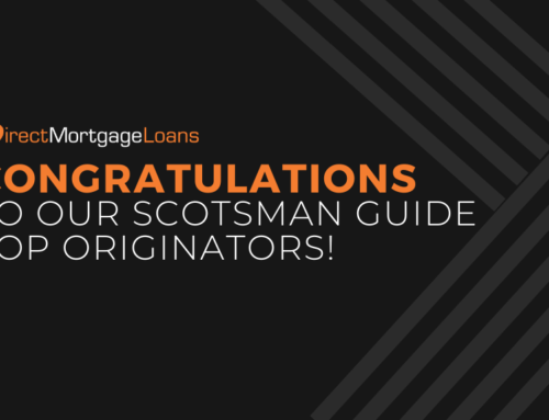 Direct Mortgage Loans' 2021 Scotsman Guide Top Originators