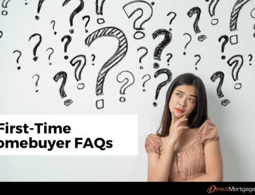 5 First-Time Homebuyer FAQs