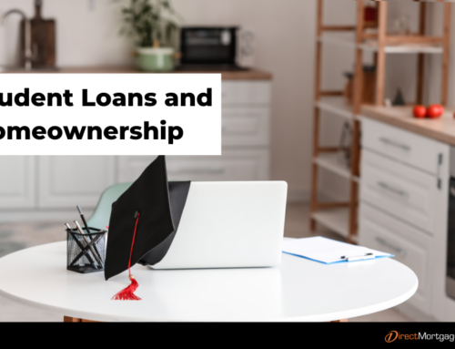 Student Loans and Homeownership, Listen Up!