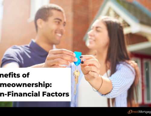 Benefits of Homeownership: Non-Financial Factors
