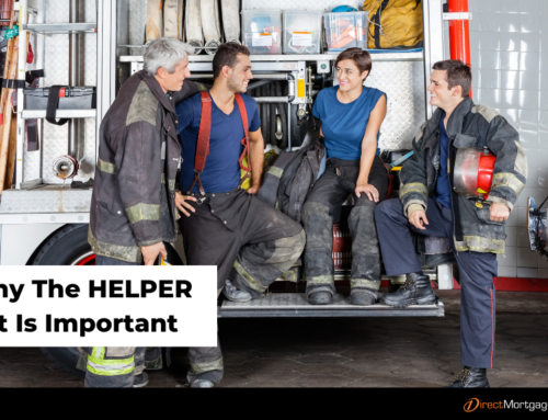 Why The HELPER Act Is Important