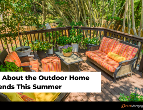All About the Outdoor Home Trends This Summer