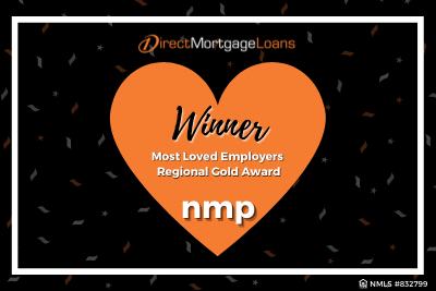 Direct Mortgage Loans Recognized As Most Loved Employer