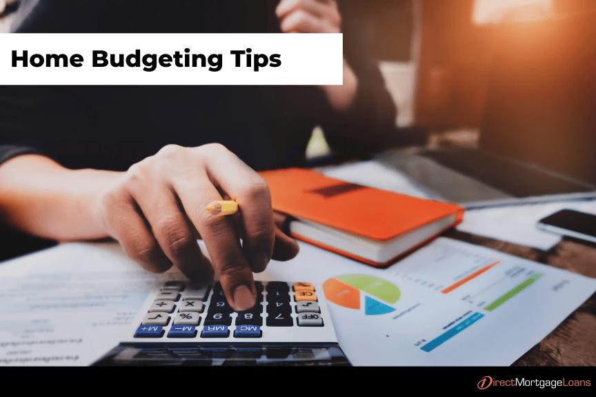 Home Budgeting Tips
