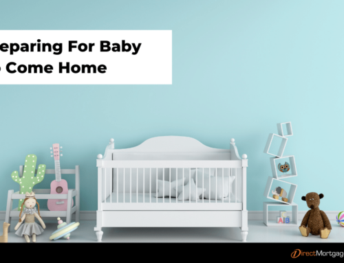 Preparing For Baby To Come Home
