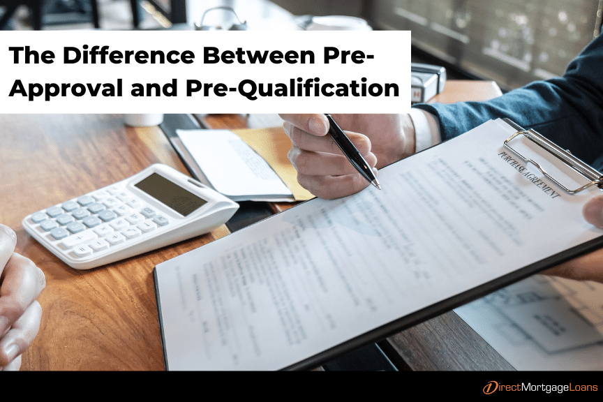 The Difference Between Pre-Approval and Pre-Qualification