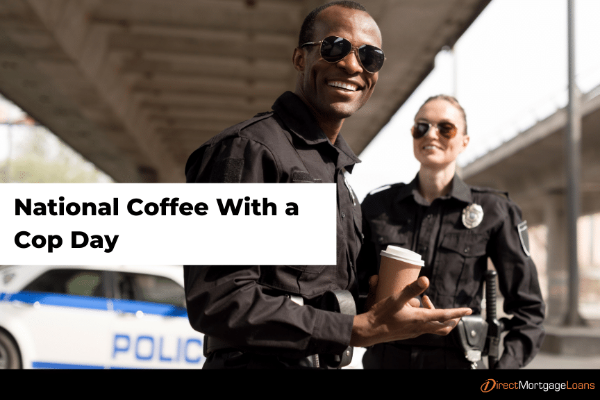 National Coffee With a Cop Day